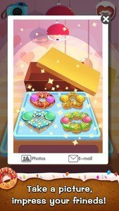 Make Donut - Kids Cooking Game