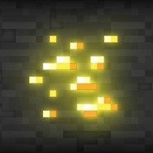 Gold Blocks - Minecraft
