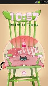GO Locker Kitten