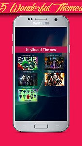 Squad Keyboard Themes