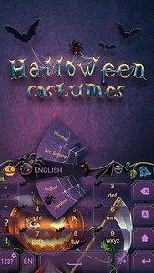 Halloween Costumes GO Theme