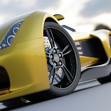 Sports Car LG G2