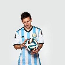 Lionel Messi Brazuca Football