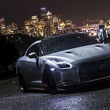 Nissan GT-R City View