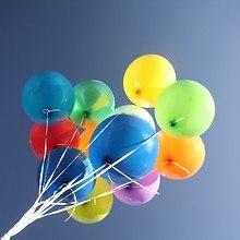 Retro Balloons