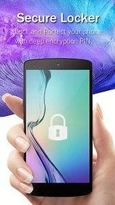 Lock Screen Galaxy S6 Theme
