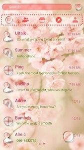 (FREE) GO SMS DEWDROP THEME