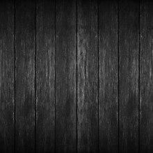 Wooden Floor Black