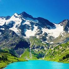 Light Blue Lake