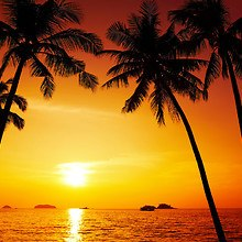 Koh Chang Thailand Sunset