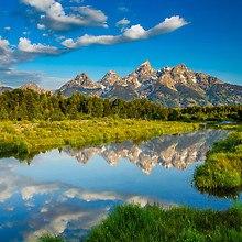 Grand Teton National Park Mountains