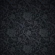 Dark Flower Pattern