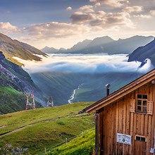 Pitztal Valley Austria