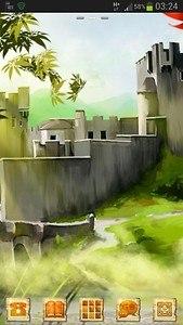 GO Launcher Stronghold Castle