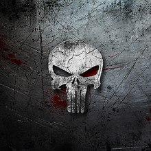 The Punisher Skull