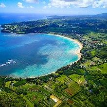Kauai Island - Hanalei Bay - Hawaii