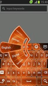 Special Neon Keyboard