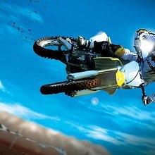 Bike Motocross Jump