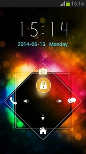Lock Screen Lock Theme