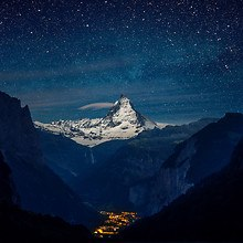 The Matterhorn Mountain