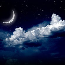 Moonlight Clouds