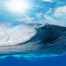 Large Ocean Wave