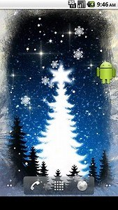 Winter Dreams Live Wallpaper