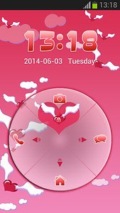 Red Heart GO Locker