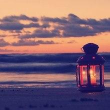 Holiday Beach Lantern