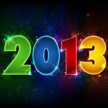 2013 Neon New Year