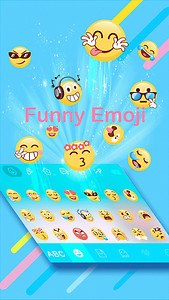 Funny Emoji for Kika Keyboard