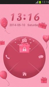 GO Locker Cute Pink