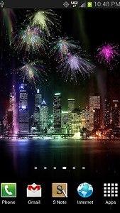 July 4th Fireworks HD