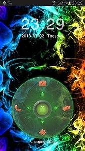 GOLocker Theme rainbow smoke