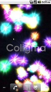 Coligma Live Wallpaper