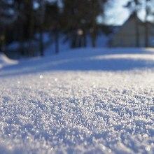 Macro Snow