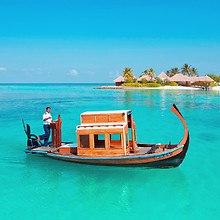 Malidives Dhoni Boat