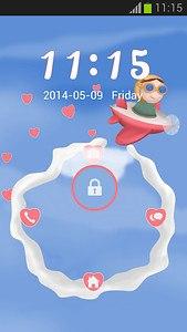 GO Locker Valentine Day