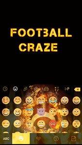 Football Craze🏈Keyboard Theme