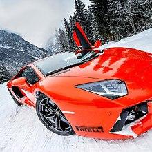 Lamborghini Aventador LP700 Alps