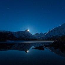 Bodo Norway Mountain Lake