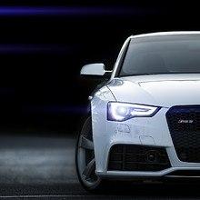 Audi RS5 Car