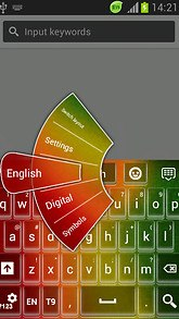 change my keyboard color free - How To Change Samsung Keyboard Color
