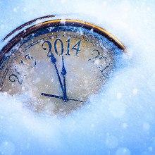 NYE 2014 Clock