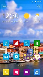 Colorful Town Theme