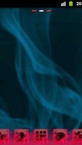 GO Launcher EX Theme Smoke