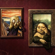 Hilarious Paintings