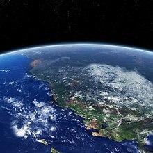 Earth In Widescreen