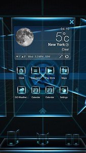 Ray Next Launcher 3D Theme