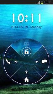 GO Locker Oceans Theme